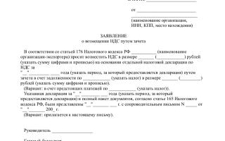 Возмещение ндс из бюджета: порядок, сроки, документы