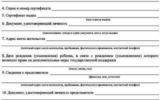 Материнский капитал: какие нужны документы, условия и порядок выдачи