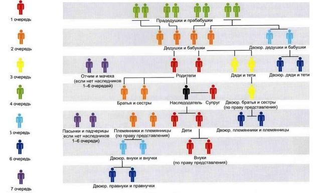 Доли в наследстве: как распределяются, кто получает и как это сделать