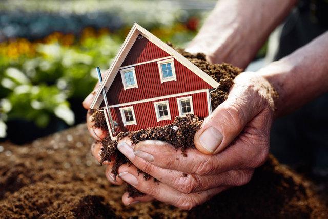 Нюансы оформления собственности земельного участка под частным и вместе с частным домом