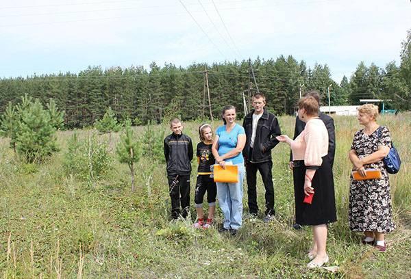Основания и порядок предоставления земельных участков многодетным семьям