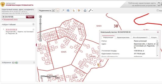 Поиск по кадастровому номерe участка или здания: понятная инструкция